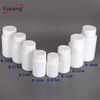 120ml hdpe plastic protein powder bottle with CRC cap