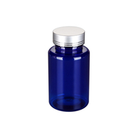 175CC PET plastic medicine tablet pill bottle
